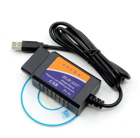 Diagnoza auto ELM 327 V1.5 USB OBD2
