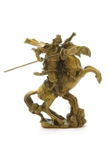 Kwan Kung pe Cal – bronz