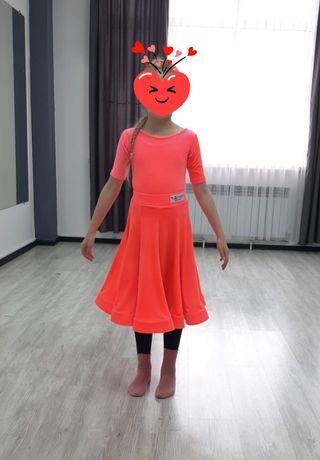 Платье рейтинговое для бальных танцев