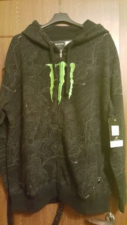 Hanorac Monster energy