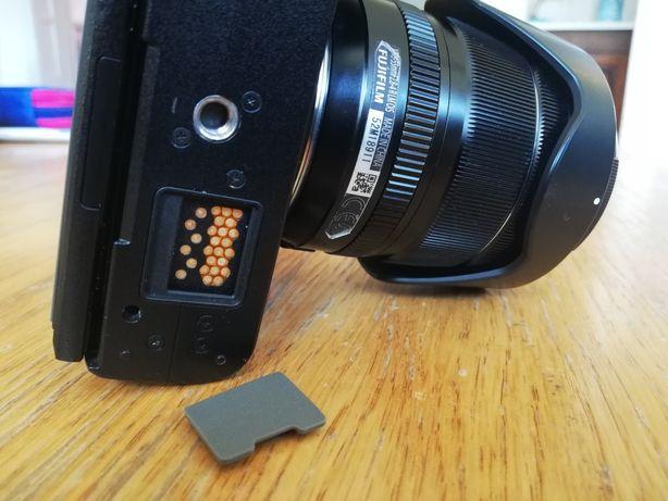 Fuji X-T2 Fujifilm XT2 grip cauciuc cover protectie