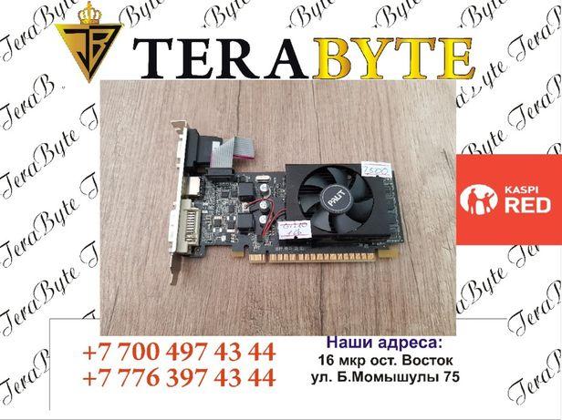 """Видеокарта GT 610 1Gb;Большой Выбор;Магазин""""TERABYTE"""" 16 мкр"""
