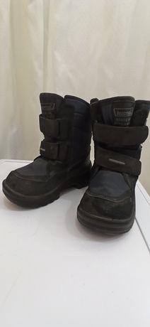 Зимние ботинки KUOMA