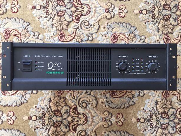 Продаю QSC Powerlight 4.0