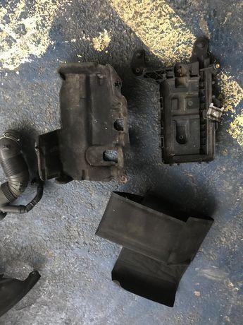 Protectie baie husa tava baterie passat b6 b7 cc tiguan golf skoda a3