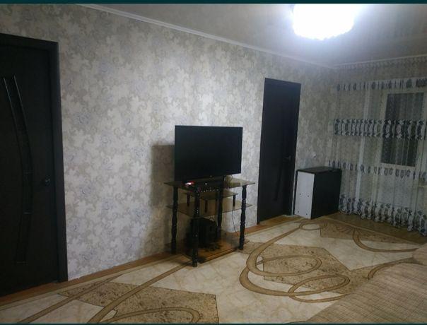 Продам 3х комнатную квартиру в районе Кжби( школа милиции)