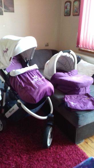 Бебешка количка  l