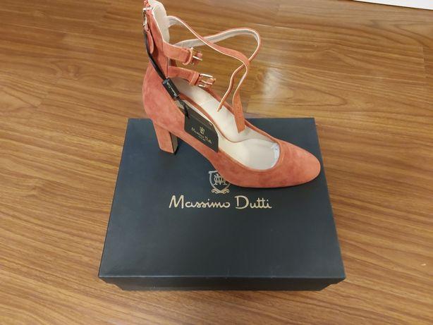 Pantofi Massimo Dutti