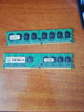 Оперативная память (ОЗУ) Ddr2