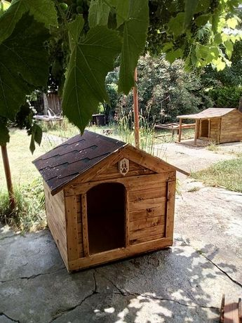 Кучешки колиби по поръчка