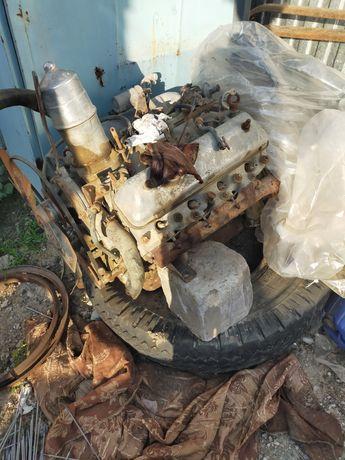 Российский мотор от газ-53