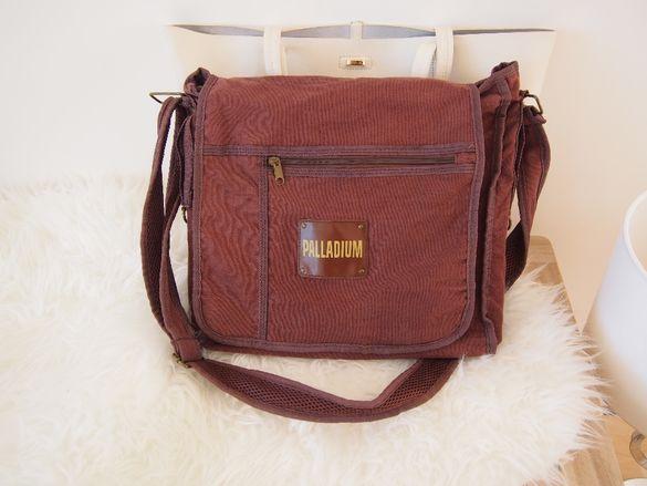 Чанта за лаптоп брезент