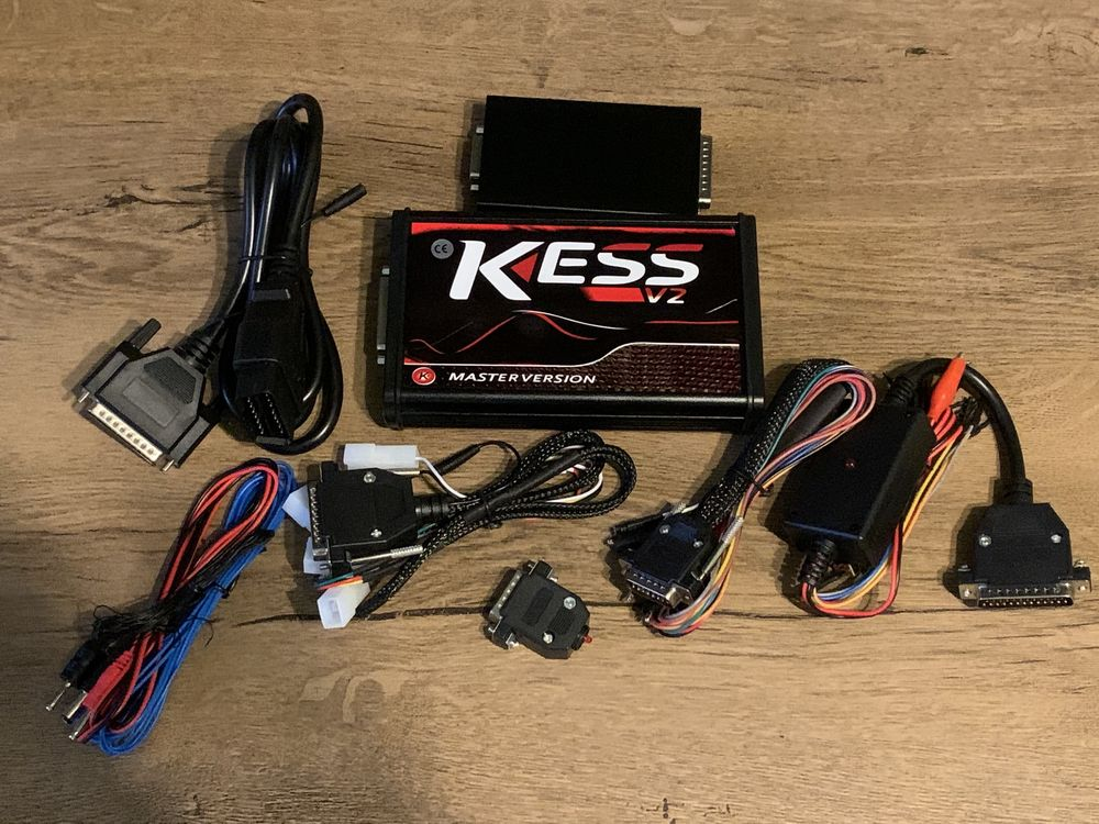 Interfata Kess v2 Master, REWORKED, online, KSuite 2.47 Chip Tunning
