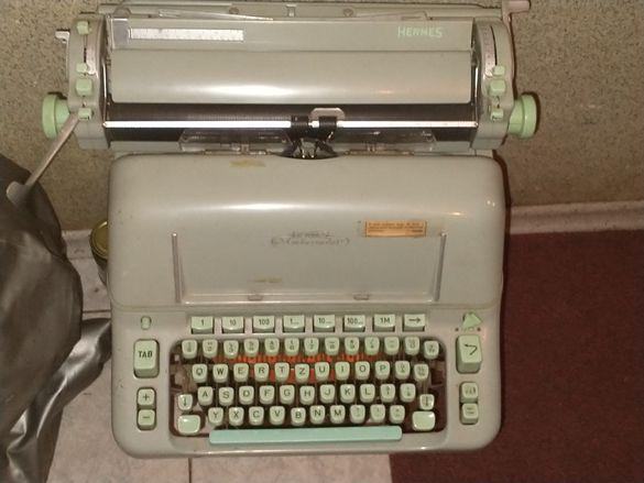 Пишеща машина Хермес Амбасадор