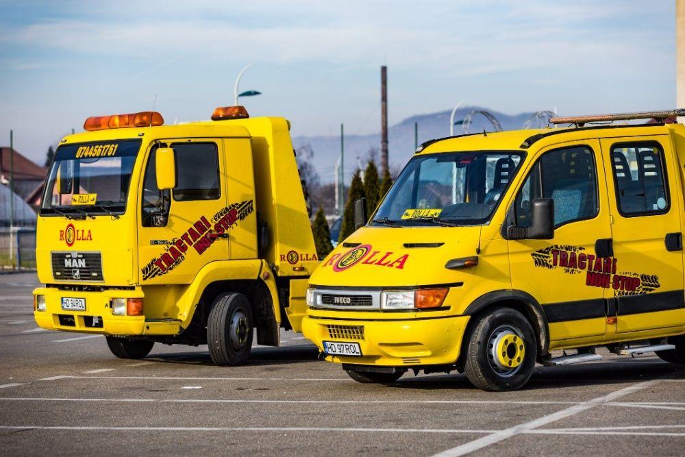 tracatari auto A1 , Asistenta rutiera , vulcanizare NON/STOP Sebes - imagine 1