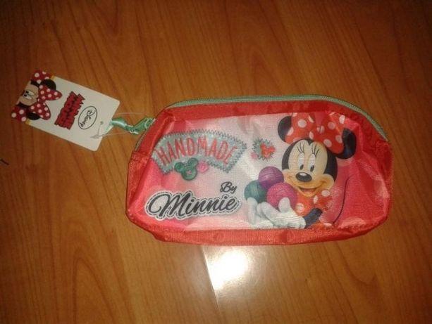 Penar cu fermoar, scoala, gradinita, Minnie Mouse
