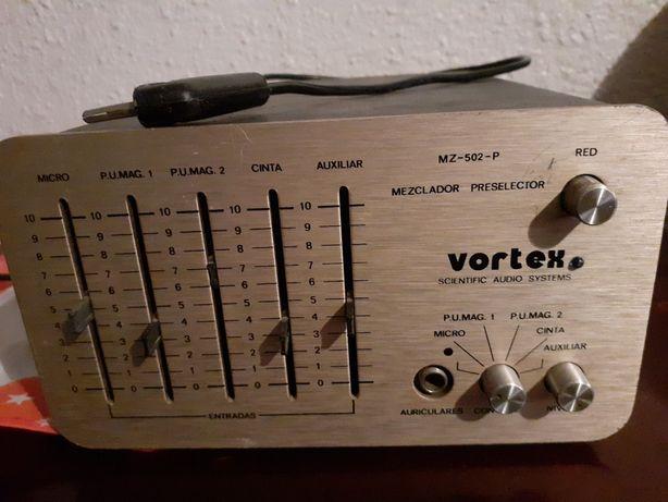 Preamplificator vintage Vortex MZ 502 P