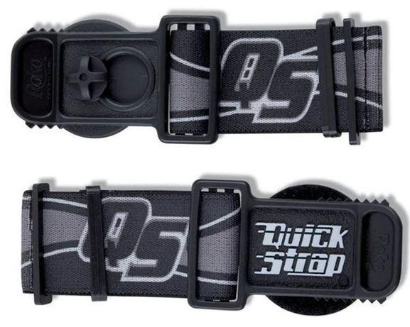 Quick straps за очила ластик мотокрос крос ендуро мото нови