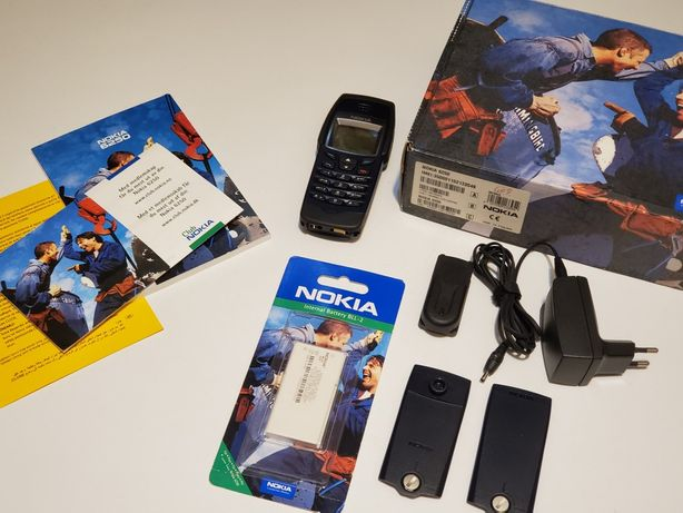 Nokia 6250 Rugged - Telefon nou, neflosit, cutie completa
