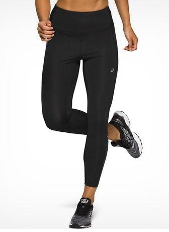 Colanți Asics, leggings unisex funcționali, alergare, sport, mărimea L