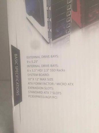 serian raidmax atx 902WW white