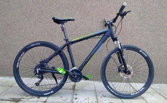 """27.5"""" Алуминиев велосипед Serious Ridge Trail - 27 скорости, хидравлик"""