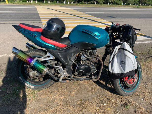 Мотоцикл lifan 250сс