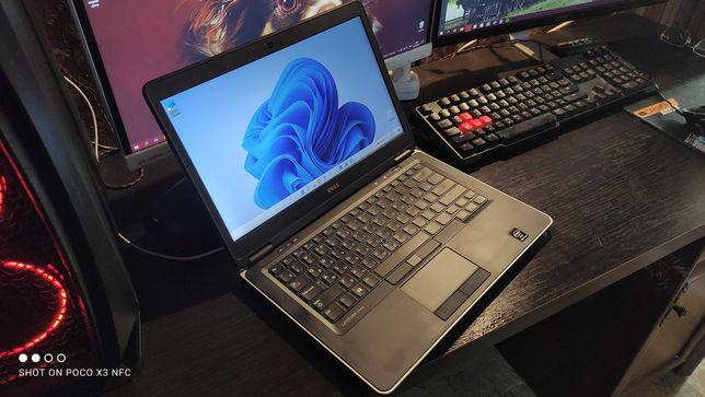 Dell e7440. i5 4300u. Ssd 128gb. Ram 4gb.+Докстанция. Супер ультрабук.