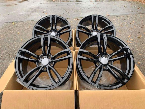 """Джанти за БМВ 19"""" 5X120 Style 437M F10 F30 E90 E92 E60 F01 E65 BMW"""