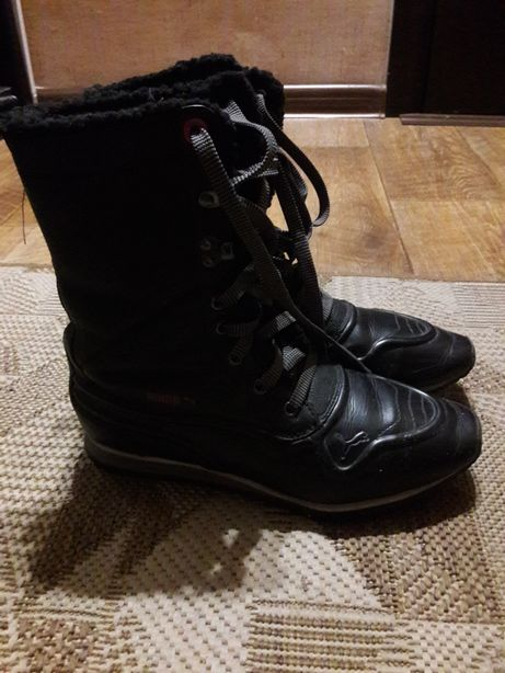Женские ботинки димисезонные