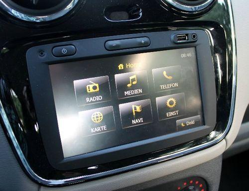 Продам штатную магнитолу Renault Duster с тач экраном