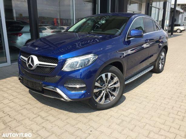 Mercedes-Benz GLE Coupe 9G TRONIC / Pilot parcare / Faruri ILS / Camera marsarier