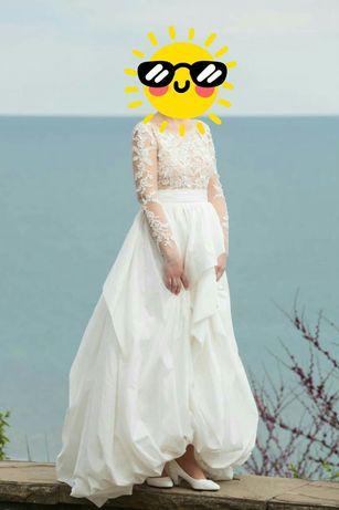 Булчинска  рокля от Тonena Atelier