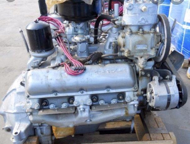 Двигатель зил 130,131