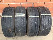 Зимни гуми с джанти за Фолксваген кади 5х112/15цола
