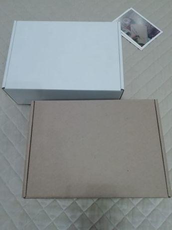 коробки крафтовые (для бокса) разные размеры, цвет и цены