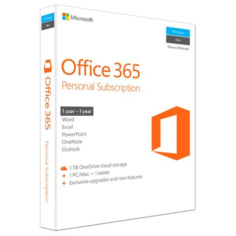 Office 365 personal,200 lei.
