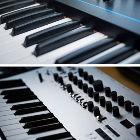 Restaurari și reparații instrumente muzicale electronice cu clape