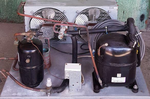 Хладилен агрегат в пълен комплект - 380 V