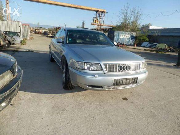 Ауди А8 2500 Тди 1998г. 150кс.на части