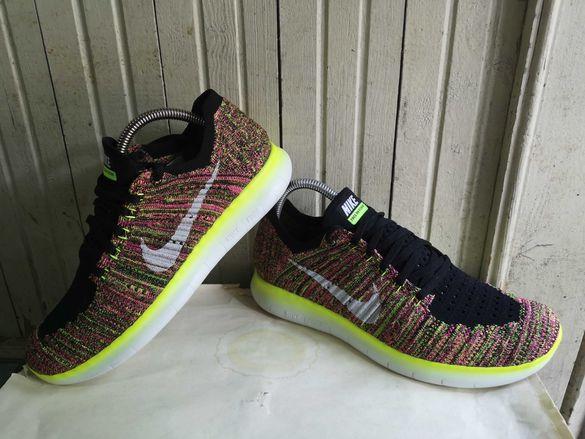 ''Nike Free Run Flyknit OC''оригинални маратонки 39 номер