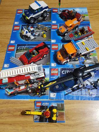 4 Seturi Lego City