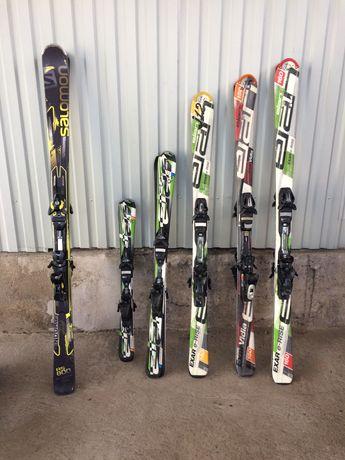 Лыжный комплект бу продам