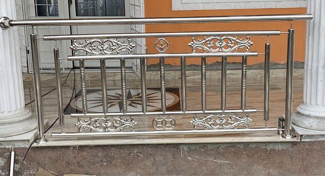 Balustrade inox, fier forjat, porti, garduri, orice confectie metalica