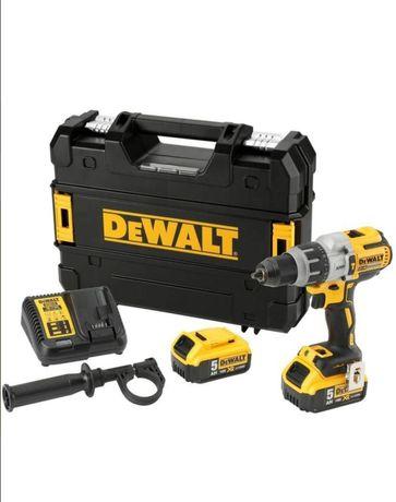 DeWALT DCD996/18V+2×5Ah Батерии+Зарядно+Куфар