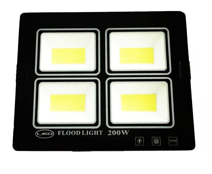 Proiector LED 200w Slim pentru exterior Pitesti - imagine 1