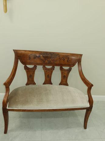 Итальянский диван и 2 кресла