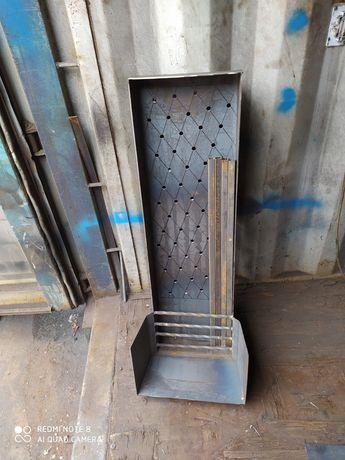 Мангал толщина 3 мм