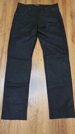 Vand pantaloni de piele  noua ne folosita marca Tom Tailor marimea 34