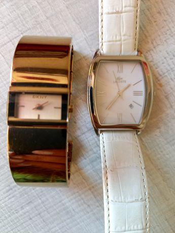Часовник оригинал DKNY и Lacoste